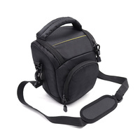 Mochila DSLR Shoulder Camera Bag Case For Nikon D90 D500 D5300 D3300 D3100 D3000 D7000 D3400