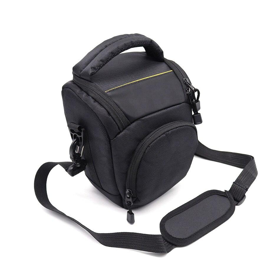 Mochila hombro DSLR Cámara bolsa para Nikon D90 D500 D5300 D3300 D3100 D3000 D7000 D3400 D5500 D5100 D5200 D5300 d40 D3200