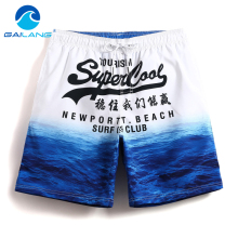Gailang Brand Casual Summer Beach Shorts Men Boardshorts Board Boxer Trunks