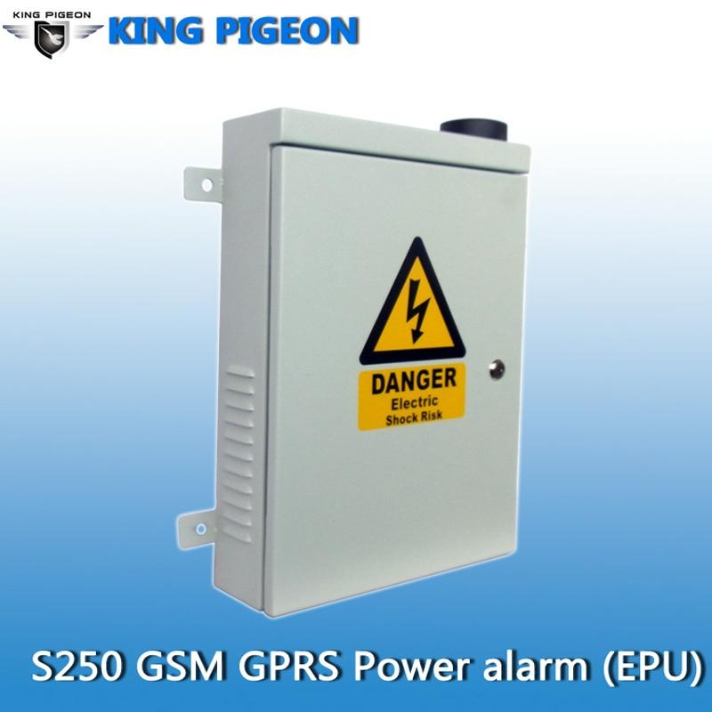 outdoor alarm unit Power grid alarm