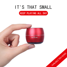 лучшая цена No.8 Mini TWS Portable Bluetooth Speaker Gift True Wireless Stereo Subwoofer Handsfree Loudspeaker with Mic for Smartphones