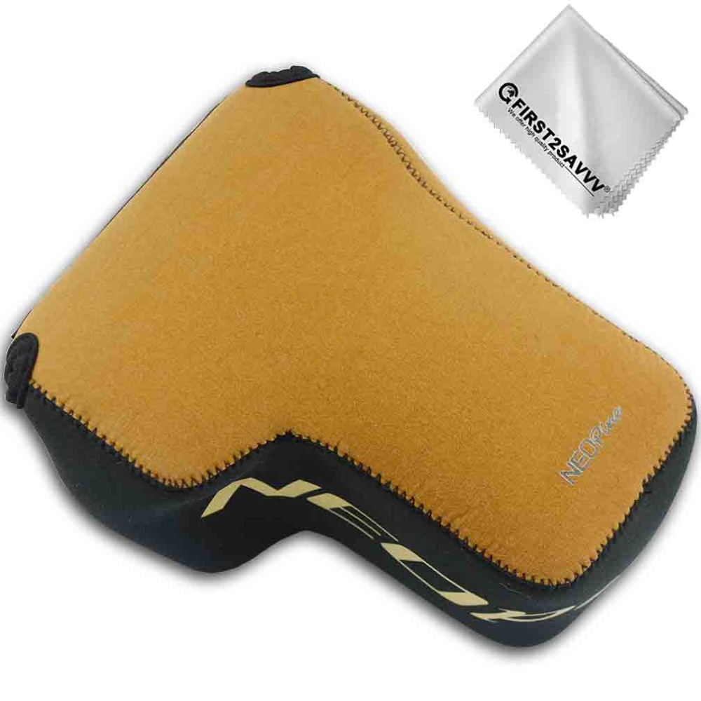 Neoprene Camera Case Bag Fit For Nikon COOLPIX P1000