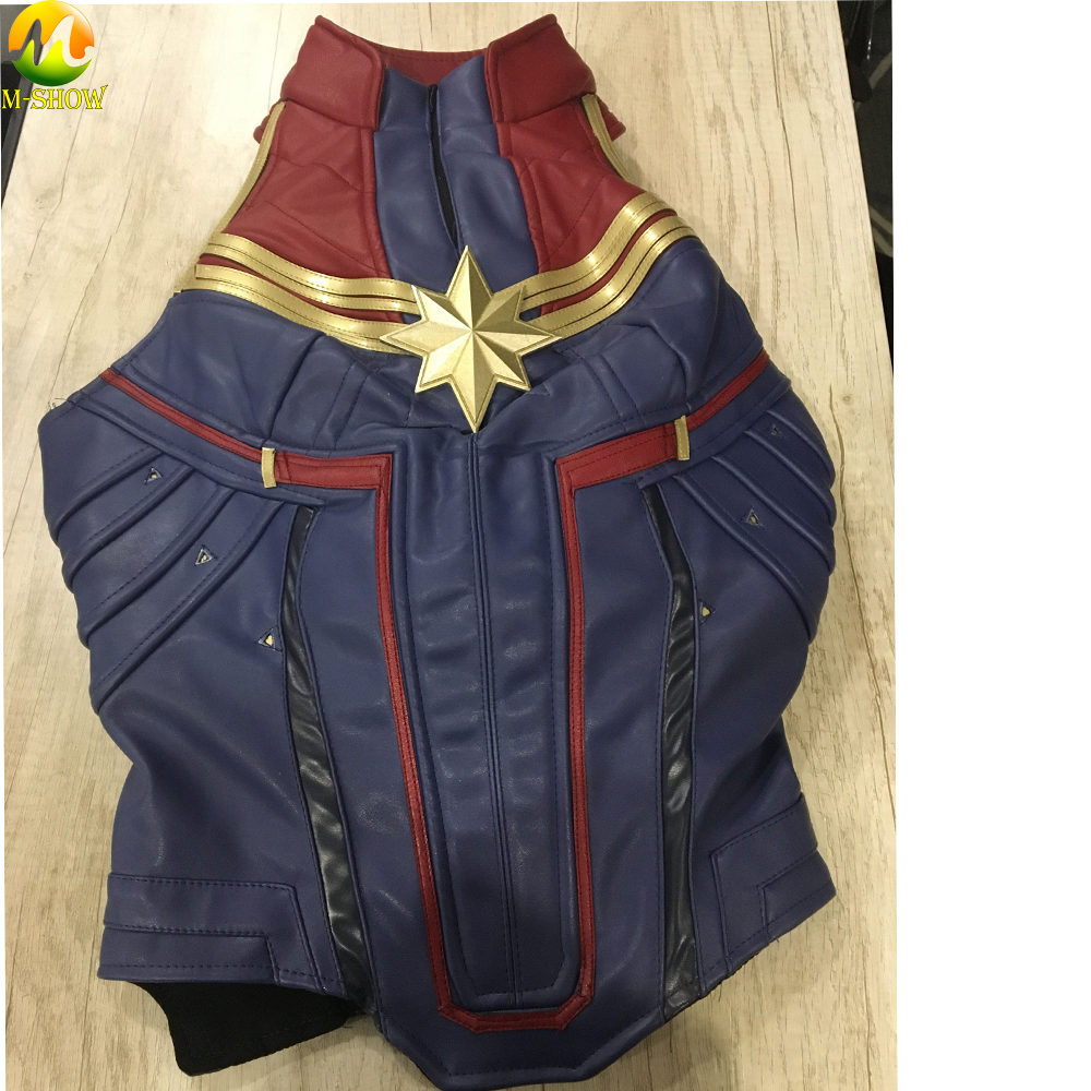 Movie Captain Marvel Cosplay Costume Carol Danvers Cosplay Vest Belt Gloves Bracers Custom Made Halloween Costumes For Women Buy At The Price Of 30 07 In Aliexpress Com Imall Com But even back then, her signature sash was part of her look! movie captain marvel cosplay costume