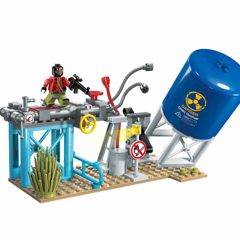 Строительные блоки совместимы с Lego Enlighten E1913 296 P модели строительство Конструкторы Игрушки Хобби для детей