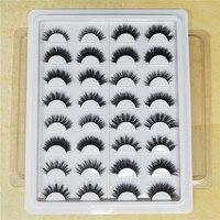 Big Eye's Secret 16 styles natural false eyelashes 3d mink lashes volume Fashionable amazing mink fur eyelashes false eyelashes
