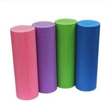 loating-point foam roller EVA Yoga Column Massage axis Haltere Pilates column foam roller 45CM