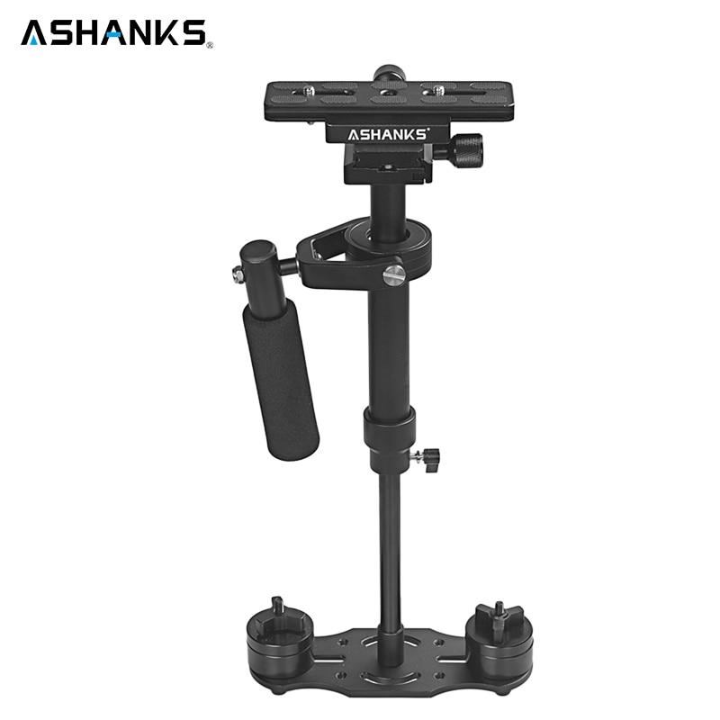 Photographie S60 stabilycam 3.5 kg 60 cm stabilisateur de poche en aluminium Steadicam pour appareil Photo Studio vidéo DSLR Canon Nikon Sony appareil Photo