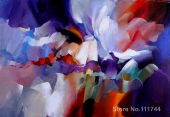 modern art painting on canvas Expression hand painted Willem Haenraets artwork High quality