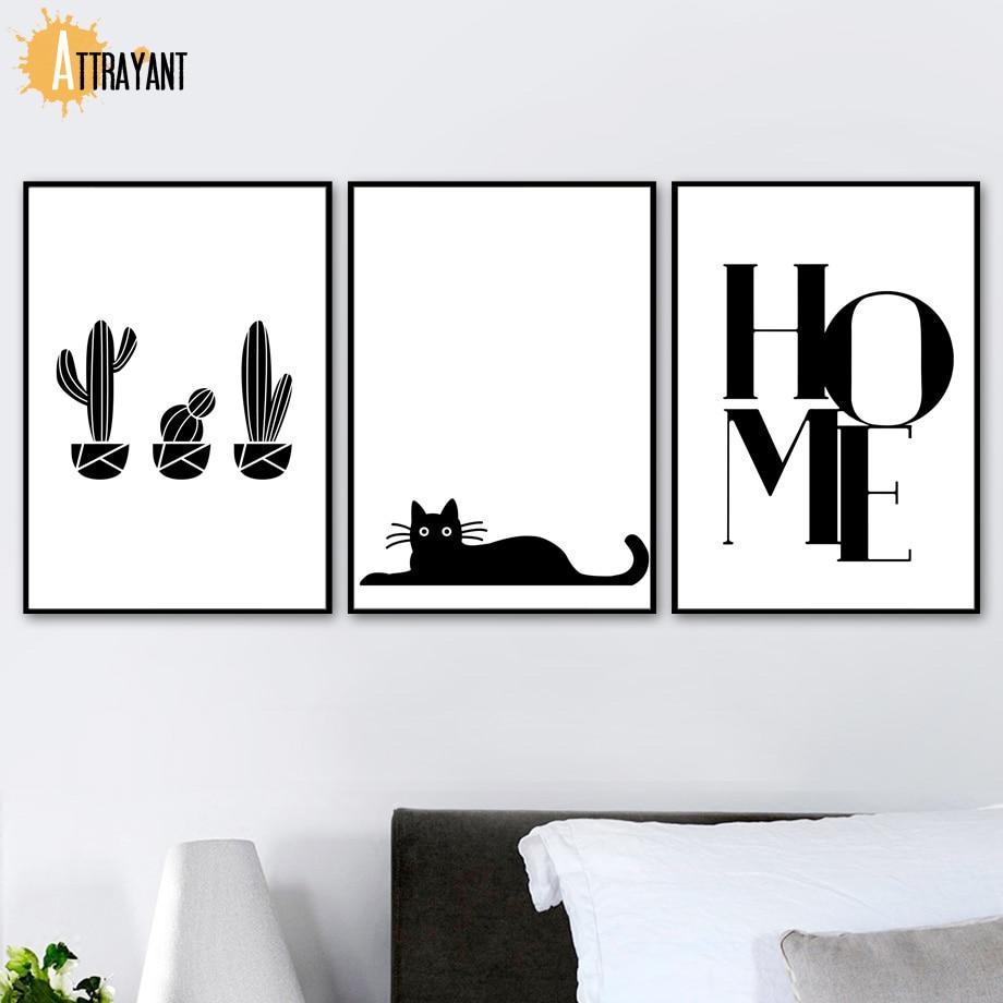 ATTRAYANT Cactus Cat- ի - Տնային դեկոր