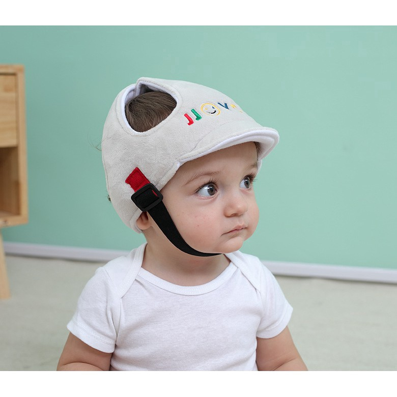 Safety Helmet Toddler Cushion Bumper Bonnet Anti collision Cap Hat Breathable Baby Safety Child Safety Baby Head Protector in Edge Corner Guards from Mother Kids