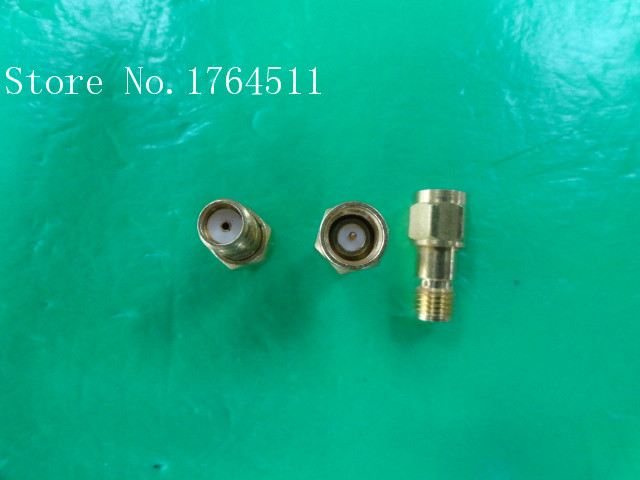 [LAN] Imported gold-plated DC-18GHZ SMA Yangtou disassemble SMA female connector  --5PCS/LOT цена 2016