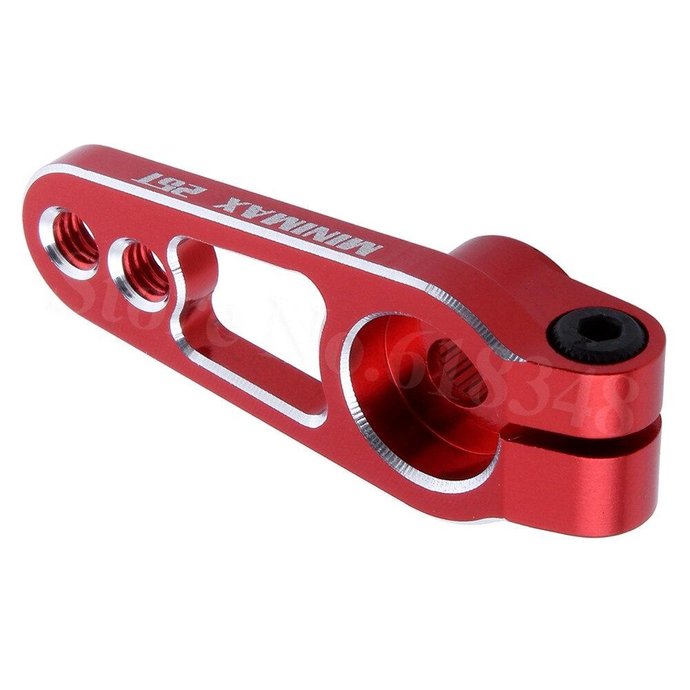 25T Steering Servo Arm Horn for FUTABA SAKURA D4 RC  Car Parts