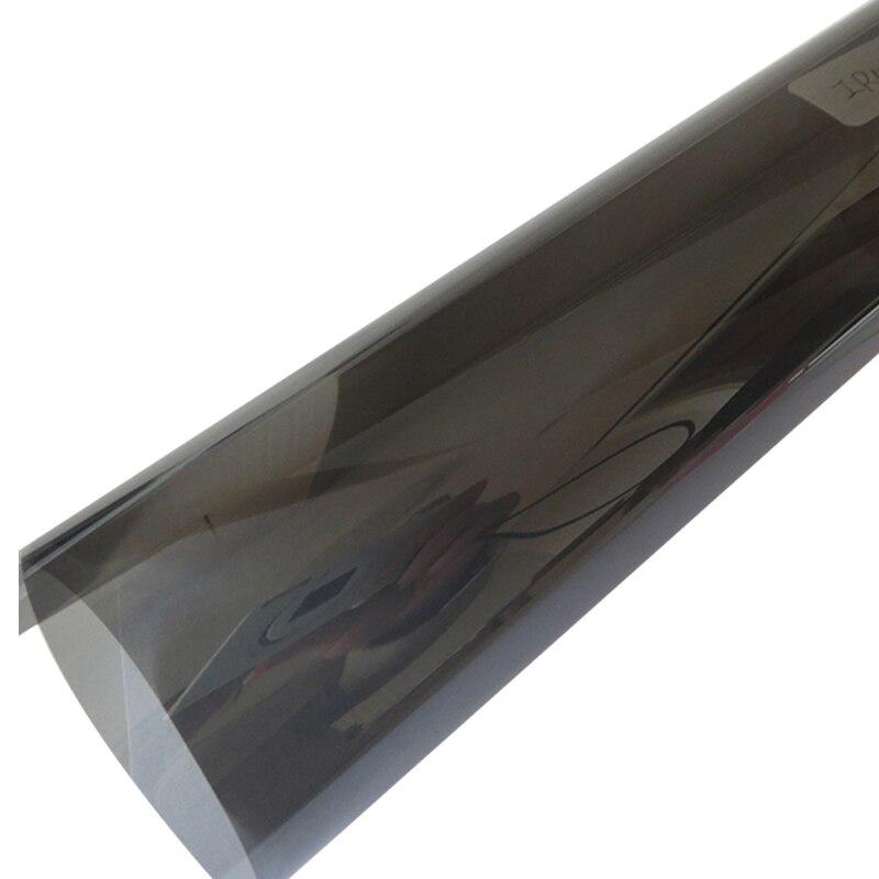VLT40 % Gris side Car fenêtre feuille Auto verre teinte vinyle/Résidentiel et commericial bâtiment fenêtre film Taille: 1.52 M x 30 M