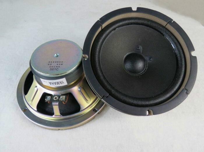 GHXAMP 6.5 inch Full Range Speaker Unit 6ohm 45W Hifi Tweeter Mid Bass Car Audio Loudspeaker 1pc ghxamp 2pcs 4 inch full range speaker bullet rubber tweeter mid woofer speaker hifi home theater audio 2 0 2 1 loudspeaker diy