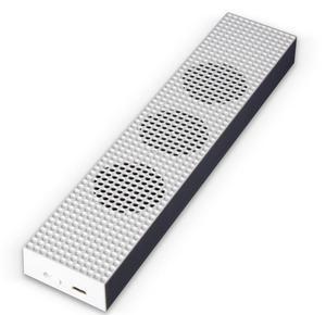 Image 2 - Xbox um s ventilador de refrigeração com 2 portas usb hub e 3 h/l ajuste de velocidade ventiladores de refrigeração cooler para xbox um console de jogos magro + tampões