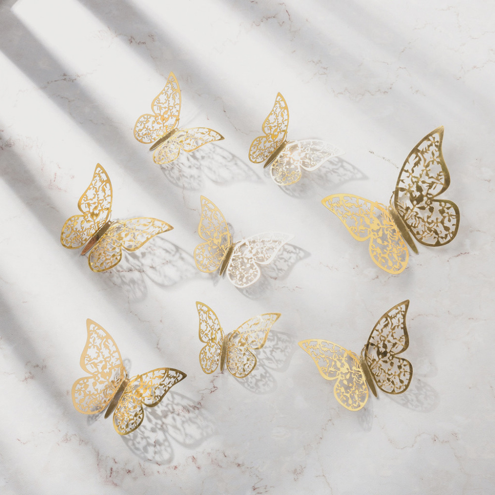 3d Butterfly Wall Decoration Free Shipping Usa Home Décor Other Home Décor