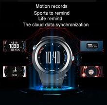 Original smart watch EZON S2 Sports to remind Step gauge 5ATM waterprooof Intelligent motion  bluetooth outdoor running