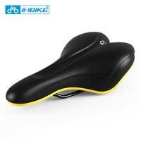INBIKE Bicycle Saddle Bike Seat High Rebound Road Bike MTB Seat GEL EVA Foam 2 Colors