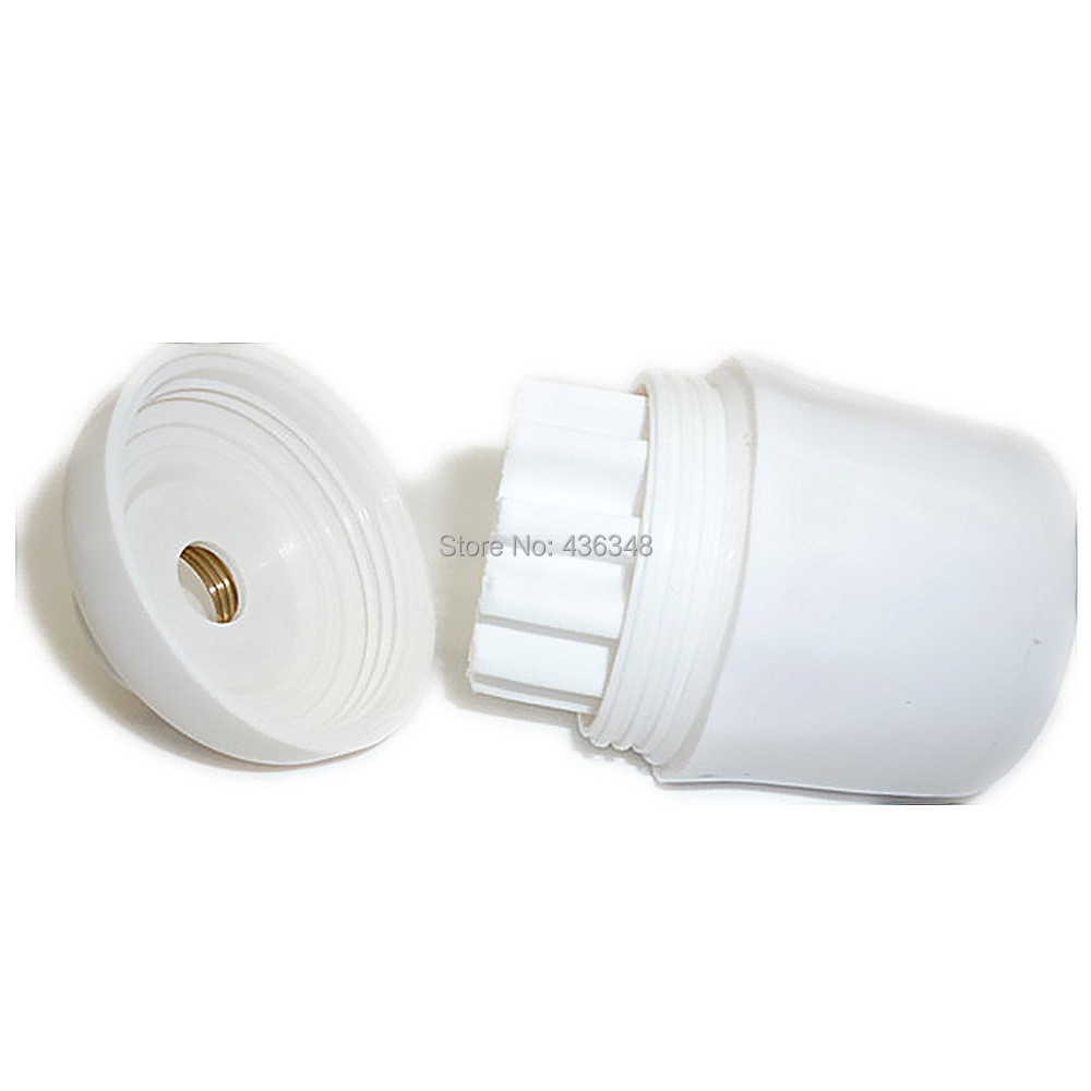 online shop bathroom inline shower head filter water softener purifier rust remover home kitchen water tap