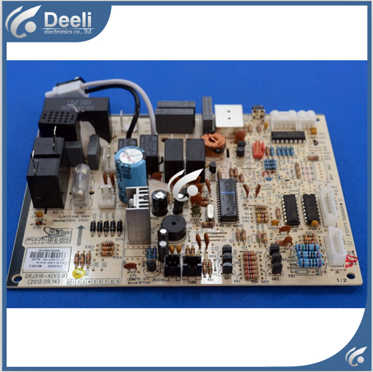 95% new good working for air conditioner motherboard m518f3 300355626 general 300355624 pc board control board on sale 95% new good working for air conditioner motherboard pc board plate zkfr 72lw 17c1 on slae