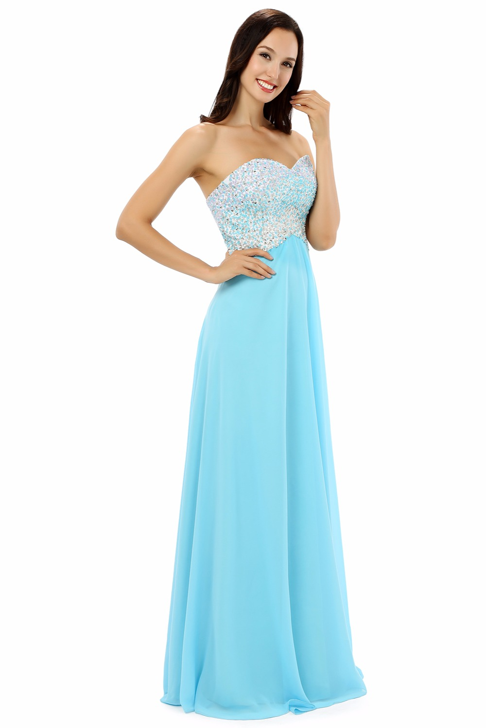 Aliexpress.com : Buy Forevergracedress Original Pictures Turquoise ...