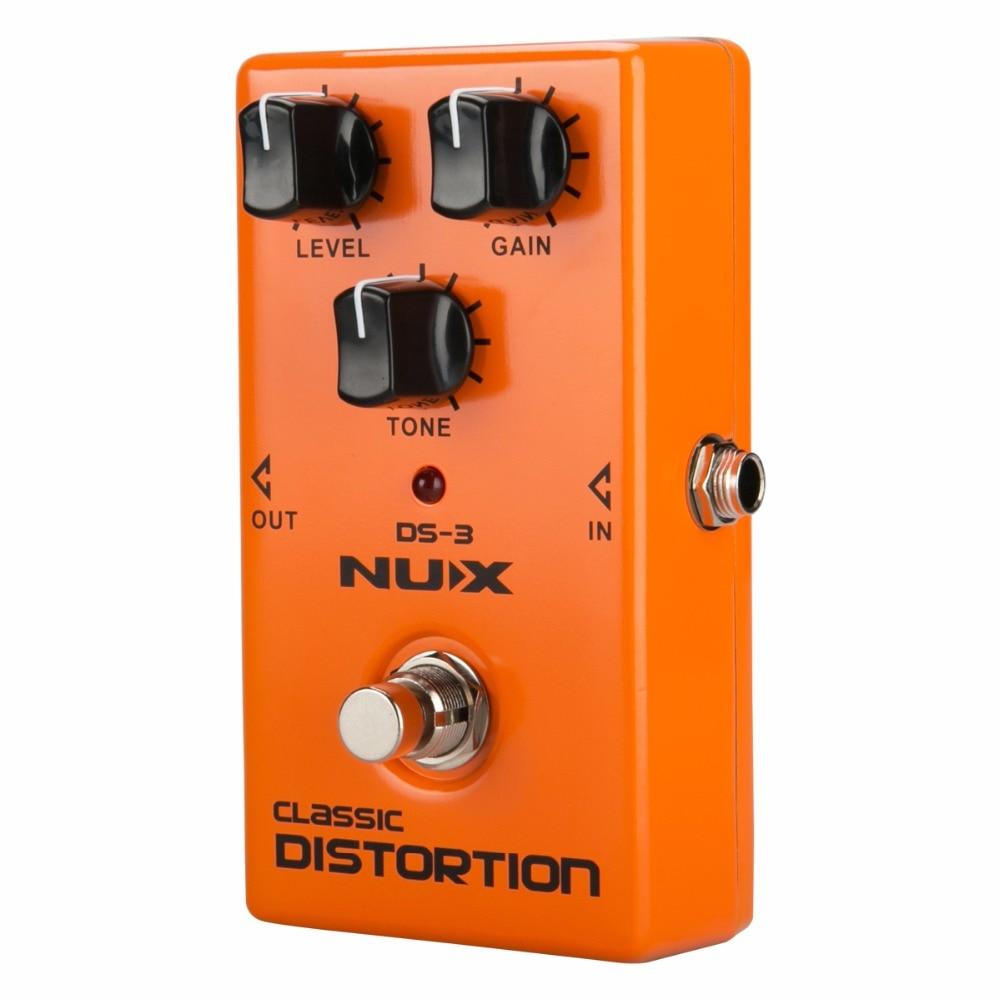 NUX DS3/ /Pedal de efecto