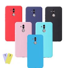 Soft TPU Case For Huawei Y9 Y6 Y7 P Smart 2019 2018 Fundas For Huawei Mate 20 10 Lite Cover For Huawei P10 P20 P30 Lite Pro Case cheap Aurodigit CN(Origin) Fitted Case silicone cover for huawei mate 20 lite P20 Lite Matte Plain Dirt-resistant Anti-knock