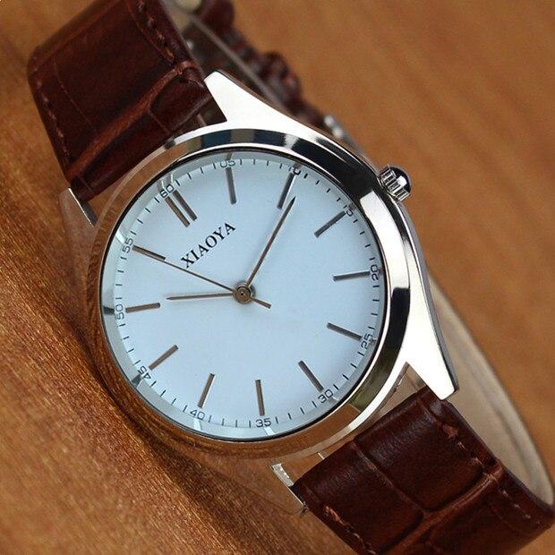Relogio Feminino 2018 большой Роскошные модные простые офисные часы тенденция корейской версии тонкий дизайн и точное время в пути часы
