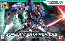 Gundam Model HG 1/144 GN-001 EXIA 00 REPAIR II GUNDAM READY PLEAYER ONE THUNDERBOLT Armor Unchained Mobile Suit Kids Toys