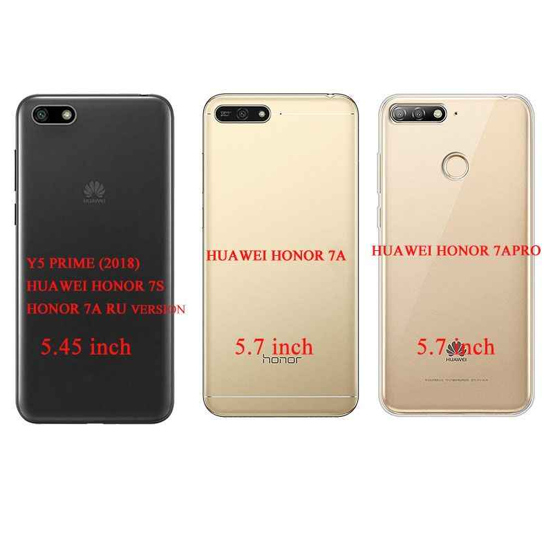 Чехол для iPhone X 5 5S SE 6 S 6 S 7 8 Plus XR XS Max для Huawei Honor 7A Pro 8X9 P9 P10 P20 P30 Mate 10 20 Lite 2017 TPU чехол