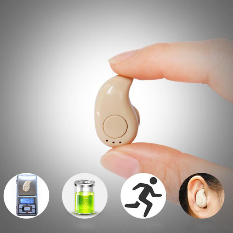 imágenes para Nuevo Bluetooth 4.0 Accesorios del teléfono Teléfono Auricular Con Micrófono de Manos Libres Micrófono Inalámbrico para Dispositivos Bluetooth Del Teléfono