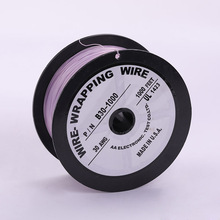Silver-Plated Oxygen-Free Copper Wire Ok Line Test 8-Line Color Electrical Accessories Total Length Of About 305 m
