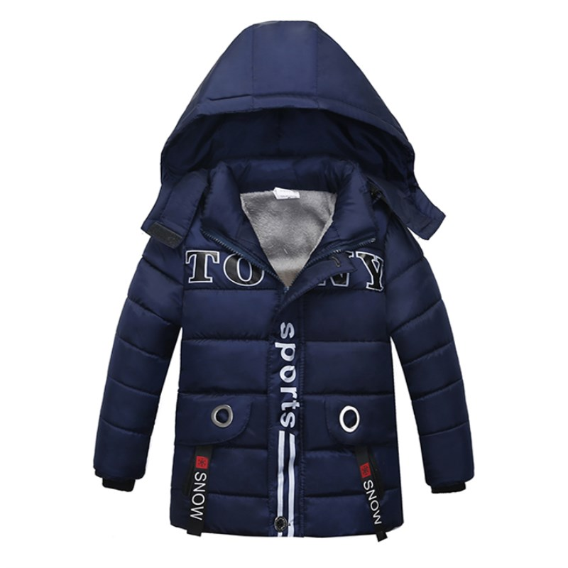 Baby Boy Coat Children Outerwear Coat pure color Boy Jacket Baby Girls Coat Warm Hooded Children Kids Spring Autumn clothes цена