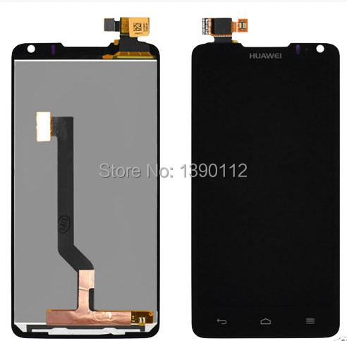 OEM For Huawei Ascend D1 U9500 LCD Screen Display with Digitizer Touch Panel Black
