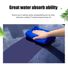 70x30cm Microfiber Towel Car Cleaning cloth Detailing Polishing Scrubing Hand Towel Car Wash care product car detailing car care