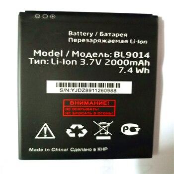 3,7 V 2000 mAh Neue BL9014 Batterie Für Fly BL9014 BL 9014 Handy mit telefon stander für geschenk