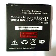 3.7V 2000mAh New BL9014 Battery For Fly BL9014 BL 9014 Mobile