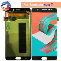 5.7For Samsung Galaxy Note7 note FE 7 N930 N930F G LCD displa touch screen digitizer replacement assembly For Samsung note 7 LCD