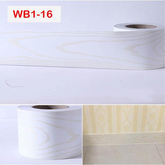 5m Auto Adhesif Plinthe Etanche Salon Salle De Bain Taille Bordure
