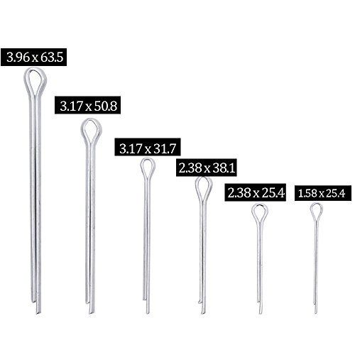 """STAINLESS STEEL ROLL PINS 5//32 x 1/"""" 12 PCS NEW"""