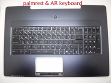 Laptop Palmrest&Keyboard for MSI GS72 GS70 GT72 GT62 GS60 V143422BK2 AR 307772C417B62 V143422AK1 GR 772C414B62 UK 771C413CG0