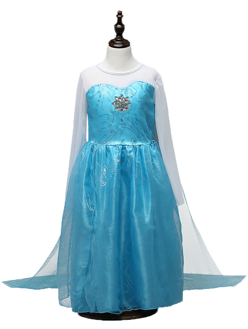 Luxury Elsa Party Dress Images - All Wedding Dresses ...