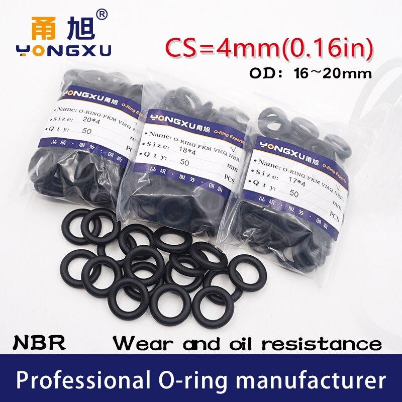 exterior-Ø 17,5 mm grosor 1,3 mm ma0801125 20 unidades anillo obturador junta interior-ø13 mm