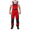 High quality Durable Work Wear Bib Pants Men's Tooling Uniform Jumpsuits Loose Casual Overalls 2