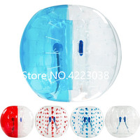 Free Shipping Air Bubble Soccer 0.8mm PVC 1.5m Air Bumper Ball Body Zorb Bubble Ball Football Bubble Soccer ZorbBall For Sale