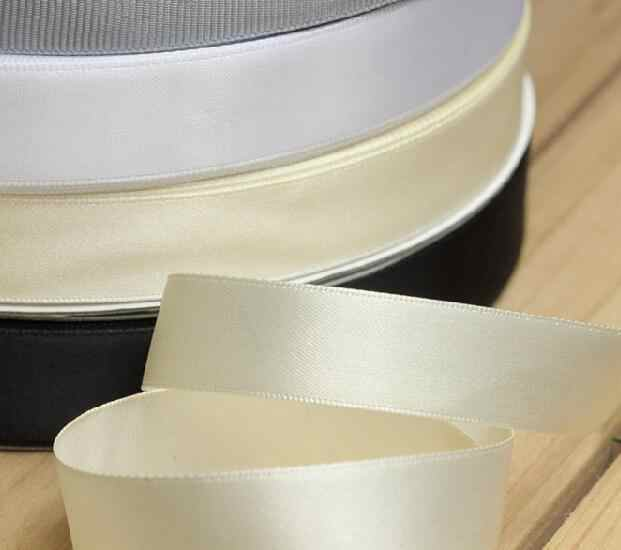 2 cm ancho satinado caliente bordado blanco negro gris oro flor encaje tela dubai costura DIY cinta de ajuste collar Decoración