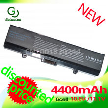 Golooloo battery for DELL INSPIRON 1525 1545 1526 1546 Vostro 500 GP252 GP952 GW252 HP277 HP287 C601H GW240 CR693 D608H GW241 extended life 12 cell battery for dell inspiron 1440 1525 1526 1545 1546 1750 gw240