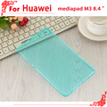 Ultra Slim TPU Case For Huawei MediaPad M3 BTV-W09/DL09 8.4-inch Tablet For Huawei MediaPad M3 case Cover