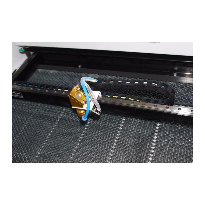 Tagliatrice portatile dell'incisione laser di CNC del mini di CO2 - Attrezzature per la lavorazione del legno - Fotografia 6