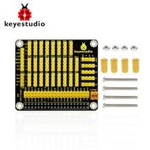 Keyestudio RPI GPIO shield with-PCF8591 AD-DA for Raspberry Pi